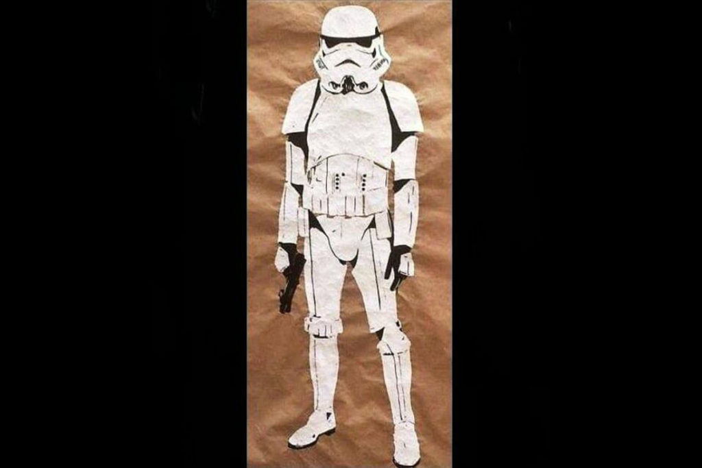 Stormtrooper Numa Roda Gil 1