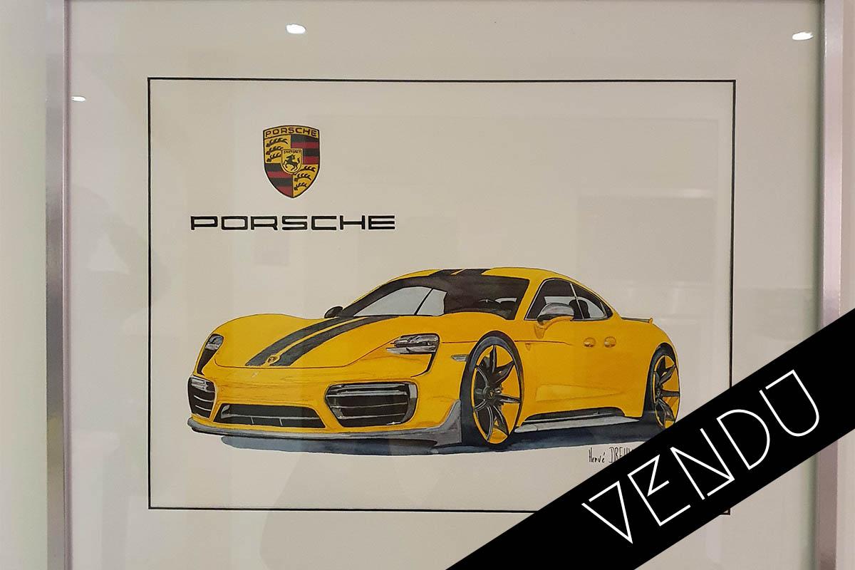 Porsche Taycan Herve Dreux 1 vendu